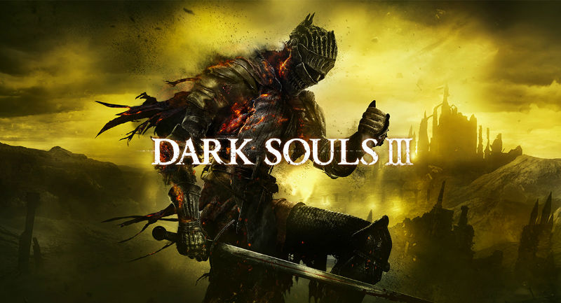 Dark Souls 3 STitle Picture Official