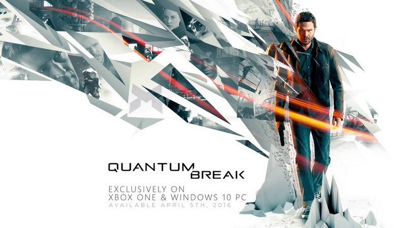 Quantum Break Teaser Screen