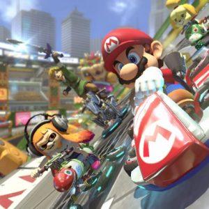 Mario Kart 8 Deluxe Image 1
