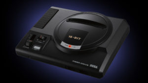 Mega Drive Mini top Down