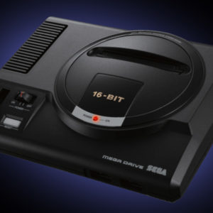 Mega Drive Mini top Down