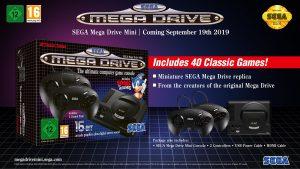 Mega Drive mini features