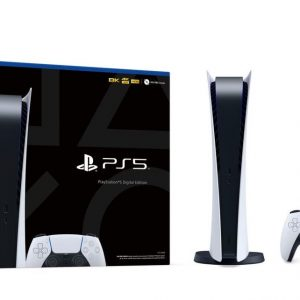 Ps5 Digital Retail