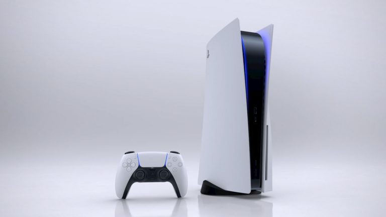 PS5 Official Pic